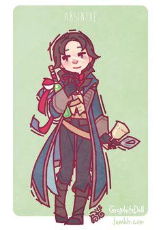 Arno: Absinthe