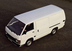 Toyota Hiace 1982 – 1989