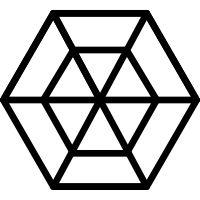 Check out Hexagon icon created by Ben Davis Geometry, Cube, Shapes, Create, Drawings, Check, Projects, Log Projects, Sketch