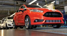 Ford Moving All U.S. Small Car Production To Mexico #Ford #Ford_Fiesta