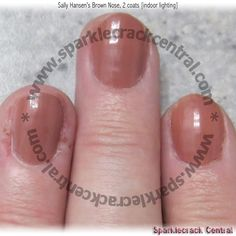 Sally Hansen's Brown Nose (265)