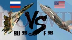 America's F 35 vs Russia's Su 35 Air Fighter, Fighter Jets, Fifth Generation, Russia, America, Beyonce, Weapon, Queens, Canada