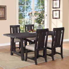 10 best swivel tilt caster dining sets images dining sets diners rh pinterest com