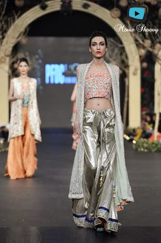 SANIA MASKATIYA COLLECTION AT PFDC BRIDAL FASHION WEEK 2013