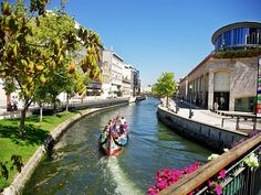 Aveiro, Portugal  Heritage, breathtaking views, beaches and food in a full day experience!