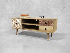 The sahara entertainment unit adds a stylish shabby chic design to your home, sure to impress.