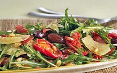 An enjoyable blend of salami and salad ingredients giving your meal a Mediterranean flavour. This dish makes a wonderful side dish or it can be a quick and easy snack.