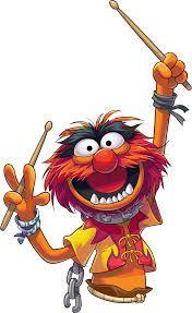 Afbeeldingsresultaat voor animal muppets