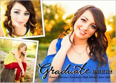 Simple Blocks Photo Graduation Announcement by Shutterfly. Celebrate the new graduate with this unique graduation announcement. Graduation Open Houses, Graduation 2016, Graduation Photos, Graduation Announcements, Graduation Invitations, Shutterfly Coupons, Class Of 2016, Cardio, High School