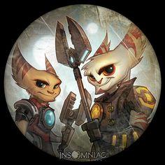 Ratchet & Clank: Comrades