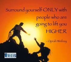 It's about the team that you surround yourself with!