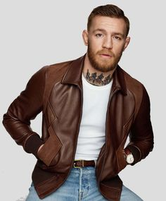 Conor McGregor por Thomas Whiteside para GQ Style Spring 2017