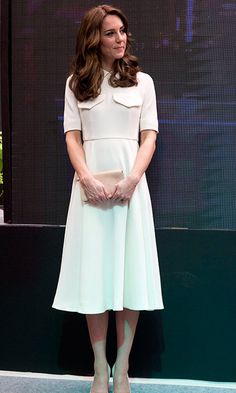 KateMiddleton style: All the details on her Emilia Wickstead dress
