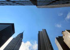 De wolkenkrabbers van Third Avenue