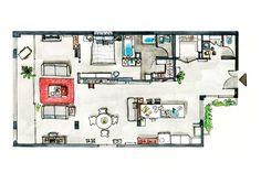Son amplios, luminosos y funcionales; aquí, dos lofts revelan su carácter a través de recursos decorativos que los vuelven únicos