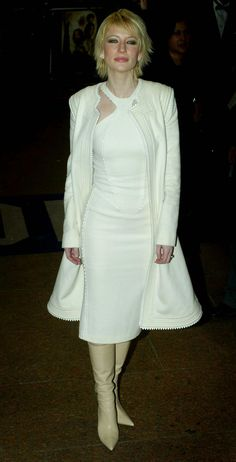 Lord of the Rings: The Two Tower Premiere - December 11th, 2002 - 002 - Cate Blanchett Fan | Cate Blanchett Gallery