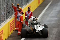 """Hamilton takes the blame for qualifying """"off day"""""""