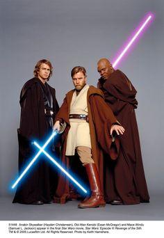 Star Wars best Jedais