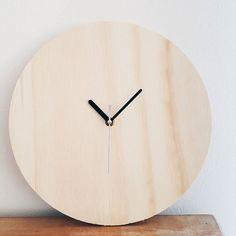 We have officially entered beta! #design #simpleclocks #interiordesign #clock