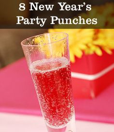 New Years Party Punches