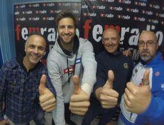 Antes de la entrevista a Juan Bultó en clubxtreme edición 46.