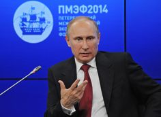 Putin says will use influence on Ukraine rebels, denounces West