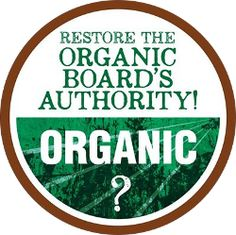 U.S. Secretary of Agriculture Tom Vilsack is at it again, chipping away at the integrity of organic standards. This time, it looks as if he may be setting the stage to get rid of the National Organic Standards Board (NOSB).  Twenty organizations, including Beyond Pesticides, the OCA and Cornucopia Institute, are trying to stop him. They've filed a legal petition asking that Vilsack reverse changes made May 8, 2014, by the USDA, to the NOSB charter.