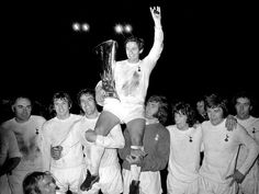 Tottenham Hotspur, 1971-72