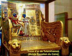 Egypte Ancienne. Temples, art et religion.