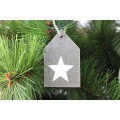 Colgante casa estrella | Decoración para #Navidad #Christmas #decor #homedecor #decoración