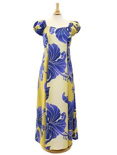 Hula Dress 323 - Hula Dress Size Order - | AlohaOutlet SelectShop Hawaiian Outfits, Hawaiian Skirt, Hawaiian Dresses, Samoan Dress, New Dress Pattern, Different Dress Styles, Island Wear, Dress Skirt, Designer Dresses