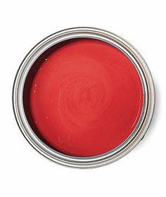 Sherwin Williams Red Obsession paint