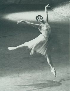 Ekaterina Maximova-- my favorite but gone so early!