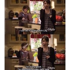 Haley and Luke Modern family  Funny quotes