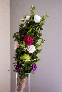 Glass Vase, Plants, Aga, Decor, Church Decorations, Easter Activities, Decorating, Decoration, Plant
