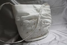 Beautiful bag for the bride!