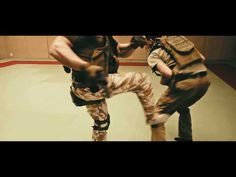 Czech Special Forces-Hand To Hand Combat - YouTube