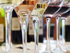 Wine tasting selection