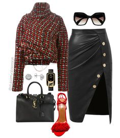 What to wear for Fall 2015- Style Inspiration: 5 Fabulous Leather and Suede looks.