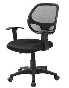 [Back to School]merax Office Mesh Daily Working Chair Student Computer Chairs(mid-back)           $ 39.99 Office Drafting Chairs Product Features Mesh make your skin breath easily Comfortable PP armrests Mid-back make you keep good posture and prevent humpback Assembly required The swivel office chair can hold a maximum weight of 225 lbs Office Drafting Chairs Product Description Features This Mid-Back Mesh Task Chair will keep you comfortable throughout […]  http://www.big..