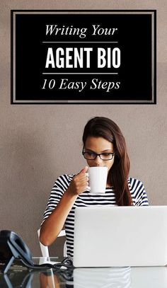 10 Steps for Writing Your Real Estate Agent Biography - Your agent bio reveals a lot about you, your real estate knowledge, background and forms connections with buyers and sellers. Your real estate marketing should include promoting the best REALTOR biography you can put forward. #RealEstateMarketing #Realtors #RealEstateTips #howdoibecomearealestateagent