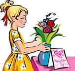 Mother's Day : Why? Because She Loves You! | Children's Sermons from Sermons4Kids.com