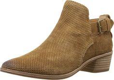 Dolce Vita Women's Kacey Camel Suede Boot 6 M Dolce Vita-$54.99