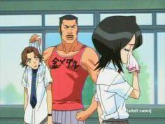 Ichigo And Rukia Funny Moments - hilarious (why I love this show!)