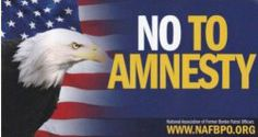 Americans Must Stop Amnesty In Any Form/I wholly agree.  part of my family came here recently. he had to have a sponsor.  he learned English, had a job, and became a citizen in VERY short order.  the illegals who are invading us want to do none of those things.  they think most of the usa belongs to them already, have no interest in learning English and want handouts from the rest of us because they think it is owed.  the muslims are mostly no different. even most jews do not want to…
