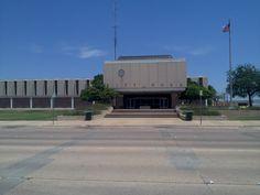 City Hall, 555 Walnut Street Abilene Texas