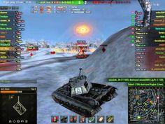 World of tanks Tiger II + Is3 Platoon Kharkov Gameplay - YouTube