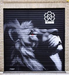 Zion, by Sioke-Man-o-Matic (2015) - Spain