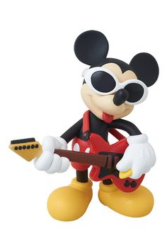 VCD MICKEY MOUSE (GRUNGE ROCK Ver.) 【Disneyzone】