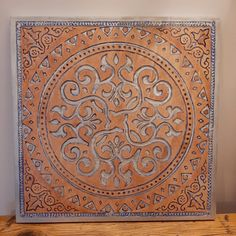 Mozaic Wall Art, gravat si pictat manual in lemn stratificat. Dimensiuni: Inaltime : 40cm ; Latime : 40cm ; Adancime : 2cm. Vedeti si Silver Blue 2. woodynamics@yahoo.com 1, Tapestry, Wall Art, Rugs, Silver, Blue, Stuff To Buy, Home Decor, Etchings